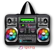 """Boombox Neoprene Sleeve Case Bag Cowl Pouch For 10″ 12″ 10.6″ 11.6″ 13″ 14″ 15″ 15.6″ 17.three"""" 17″ Laptop computer Pocket book"""