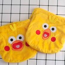 IVYYE 1PCS Parrot Bros Cartoon Drawstring Bags Cute Plush storage handbags makeup bag Coin Bundle Pocket Purse NEW