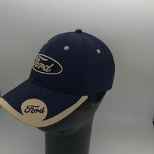2019 nowa czapka 3D Ford czapka samochodowa czapka baseballowa z logo czapka regulowana na co dzień czapka Trucket
