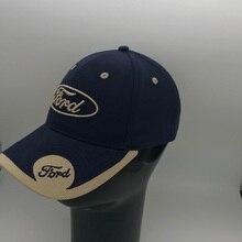 2019 nuevo gorro Ford 3D gorra coche logo béisbol gorro ajustable Casual