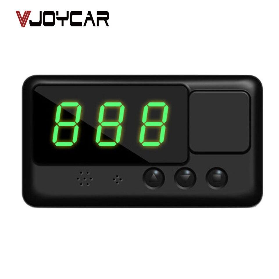 imágenes para VJOYCAR C60 Universal GPS Velocímetro odómetro Velocidad HUD Head UP Display Digital Car Alerta de Exceso de velocidad, envío libre!