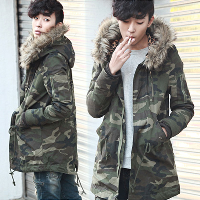 2015 New Fashion Winter Men Thickening Casual Cotton Jacket Outdoors Waterproof Windproof Breathable Coat Parkas Men H4596