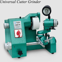 Universal Cutter Grinder 220v/380v Drill Sharpener Sharpening Machine for End Mill Twist Drill Cutter Grinding Tool 10A