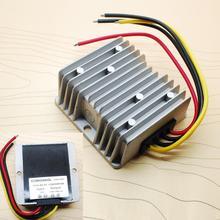 Стабильный выход DC Преобразователь 10 В-36 В до 24 В 240 Вт Для телекоммуникаций водонепроницаемый
