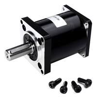 57mm Planetary Speed Reducer Stepper Motor Gear Ratio