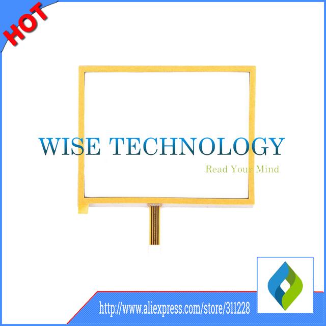 10 pçs/lote para Intermec CN3 touch panel touch screen digitador de vidro para o coletor de dados, coletor de dados da tela de toque