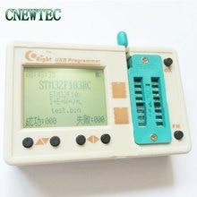 100% original SkyPRO II 24 25 93 SPI FLASH DE DADOS AVR STM32 SMT8 queimador desligada programação offline melhor do que EZP2010 EZP2013