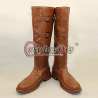 Star Wars Cosplay Shoes Adult S Carnival Party Costume Cosplay Boots Custom Made D0818