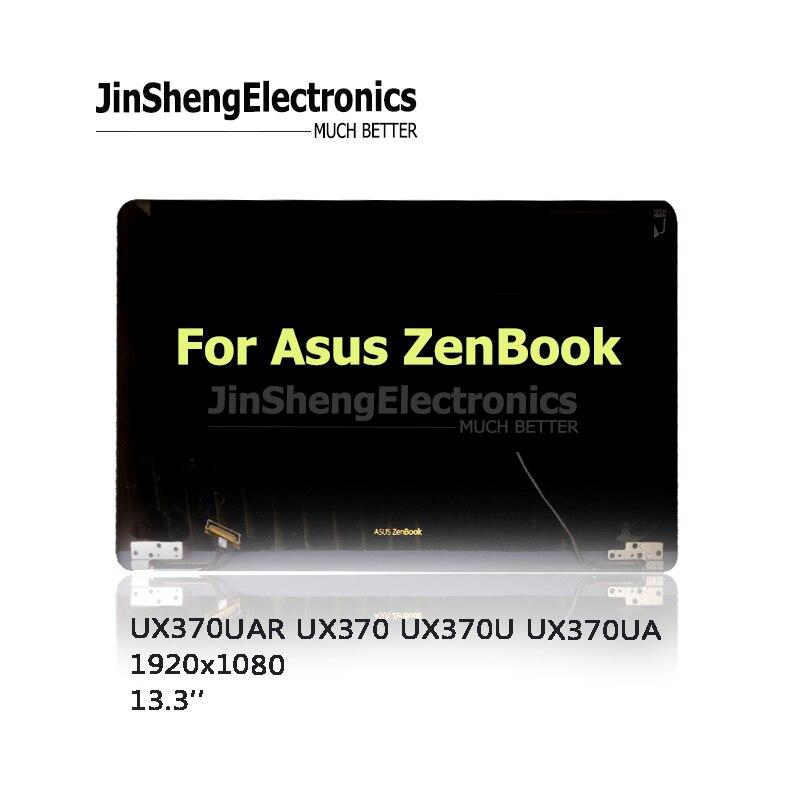 Inch13.3 écran tactile LCD pour Asus zenbook ux370 ux370u ux370ua 1920x1080 Lcd affichage complet