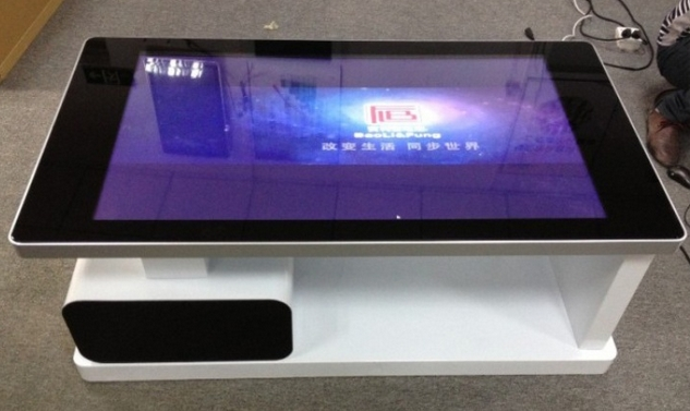 22 32 42 47 Inch 4K Led Lcd Tft Hd Display Panel 32 Point Multi Touch Interactive Digital Kiosk Desk Table Computer
