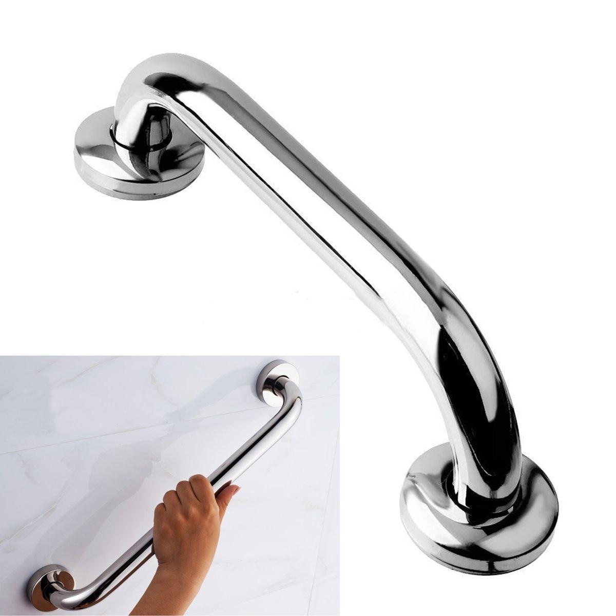 S curit barres d 39 appui pour salle de bains achetez des for Poignee de securite salle de bain