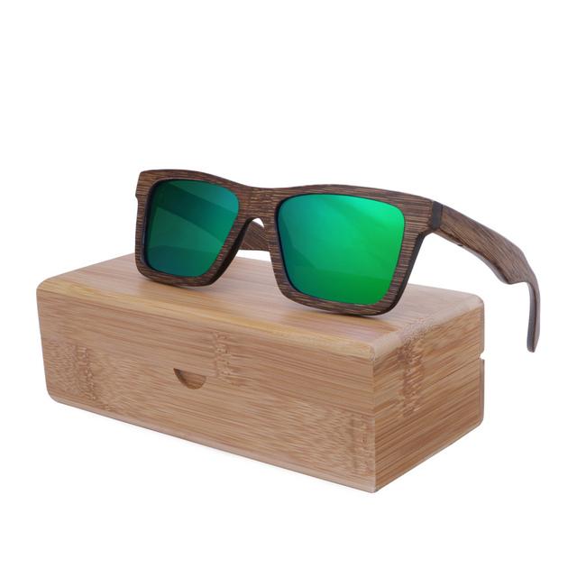 BerWer Bamboo Polarized sunglasses