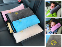 1pc Baby Car Auto Safety Seat Belt Harness Shoulder Pad Cover Children Protection Cover Cushion Support Car Pillow Seat Belts(China)