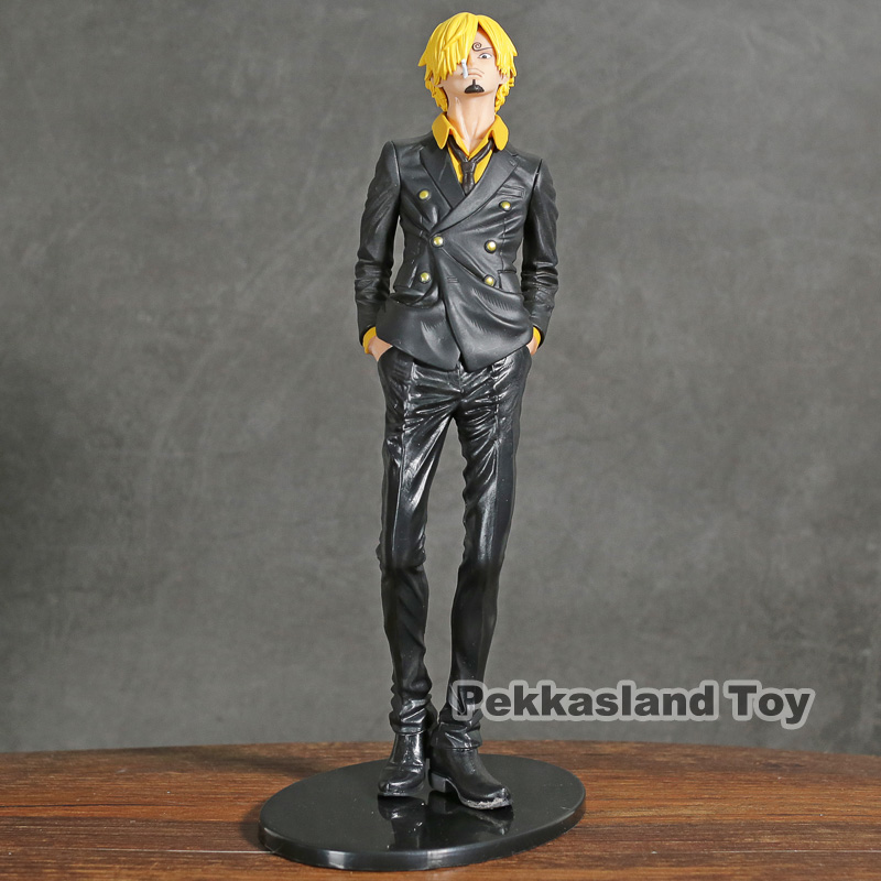 <font><b>One</b></font> <font><b>Piece</b></font> Sanji Banpresto <font><b>Ichiban</b></font> <font><b>kuji</b></font> the Best Edition C PVC Figure Collectible Model Toy image