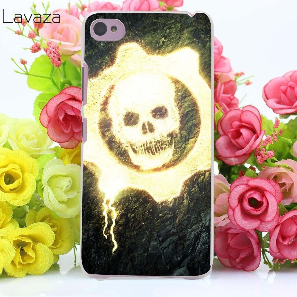 Lavaza Dead De Sound Skull Hard Case for Lenovo K6 K5 K4 K3 K6 Note ZUK Z2 Vibe P1 X3 Lite A536 A328 A1000 A2010 A5000 COVER