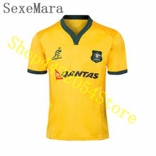 895a3e142 SexeMara for Top Quality 2019 New Autralia Rugby Shirts Sharks Rugby  Cowboys 2018 Rugby T shirts Size S TO 3XL