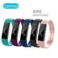 Lemse ID115 Esportes banda Inteligente chamada lembrete mensagem Passos calorias atividades de Fitness Rastreador Pulseira Pulseira
