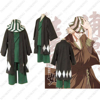 Urahara Kisuke Cosplay BLEACH Costume