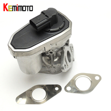KEMiMOTO EGR Valve for Citroen Relay for Peugeot Boxer 2.2HDI Exhaust Gas Recirculation EGR Valve for Ford Transit 2.2 Tdci