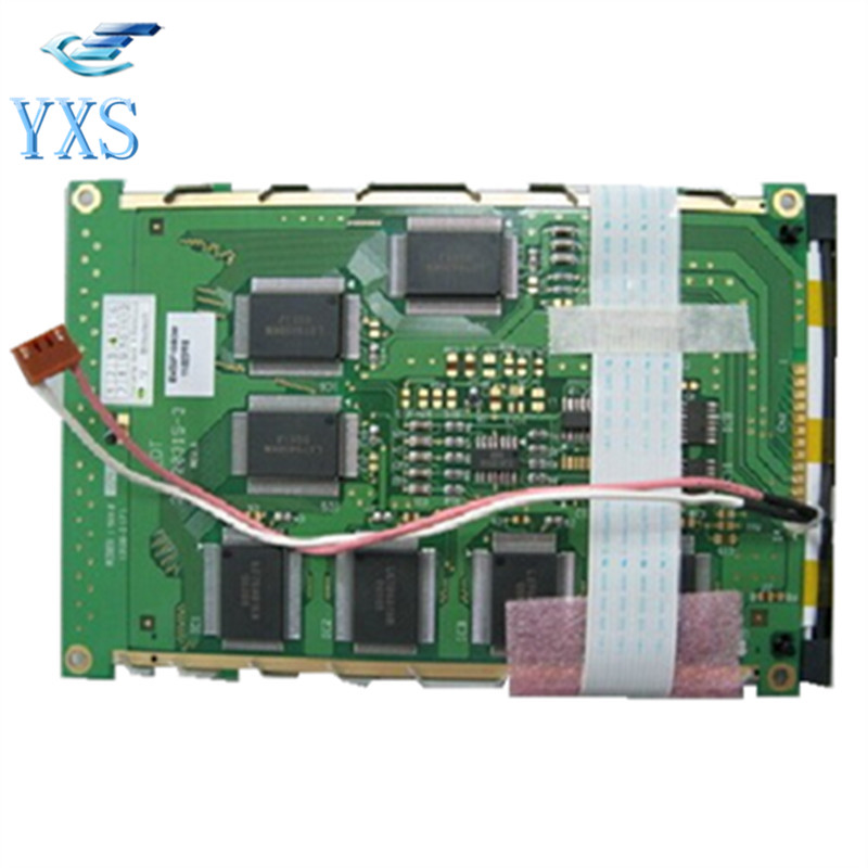 NEW Original EDT 20-20315-3 Display Screen LCD Calendar Bsod Large 5.7 20-20315-3 EDT 20-20315-3 REV. A  цена и фото