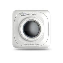 Paperang P1 принтер Портативный Bluetooth 4,0 принтер фотопринтер телефон Беспроводной подключения принтера 1000 мАч литий-ионный тесто
