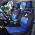 Univeraal для автомобильных сидений для Mitsubish ASX профессии спорт EX зингер фортис Outlander Grandis автоаксессуары автомобиля стикер