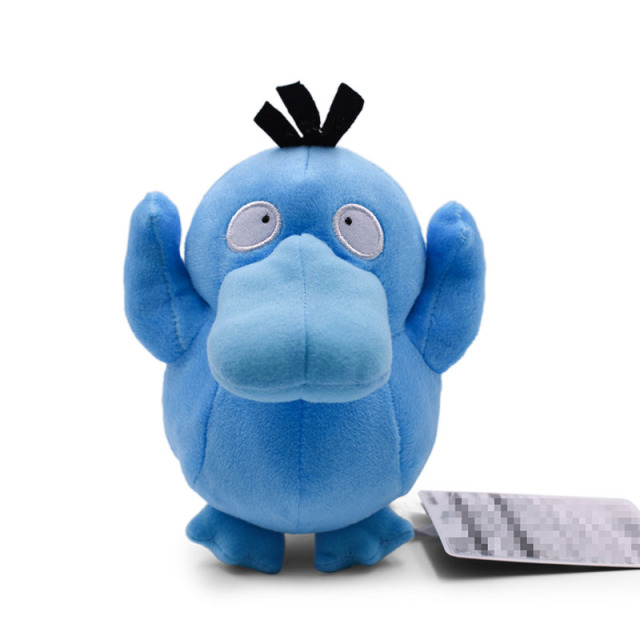 2 Styles Animal Cartoon Shiny Psyduck Plush Peluche Doll Soft Stuffed Hot Toy Great  Gift For Children