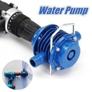 Image 2 - 25 50L/min משאבת מים חשמלי תרגיל עצמית מיני תרגיל משאבת 7mm עגול שוק DC שאיבה