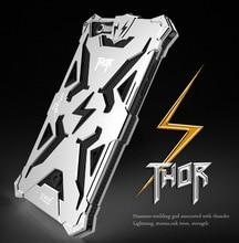 Оригинальный zimon Водонепроницаемый противоударный винт металлический корпус для iPhone 6 6 S Ironman Алюминий телефон Чехлы для iPhone 6 S плюс