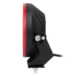 """Image 4 - Xuanba 9 """"Zoll 225W Offroad LED Fahren Arbeit Licht Für 12V 24V Lkw Anhänger Atv 4WD 4x4 Off Road Fracht Auto Externe Lichter"""