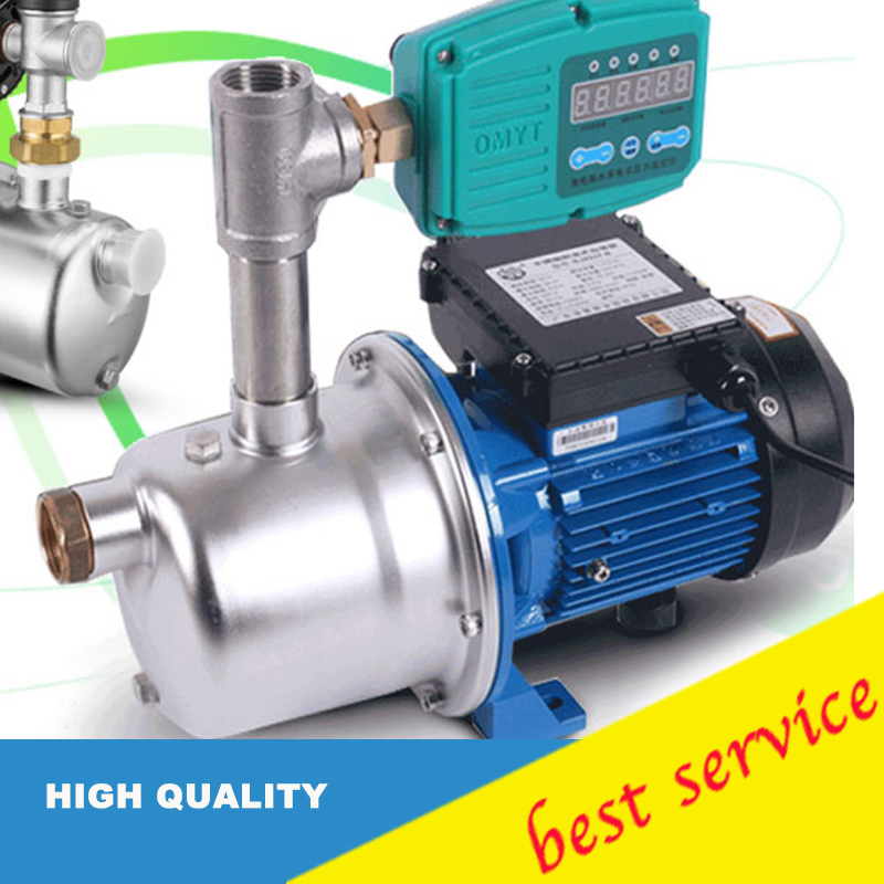 BJZ037-B(10BType)  370W Household Booster Centrifugal Pump 3.0M3/H High Pressure Water Pump With Micro Intelligent Computer