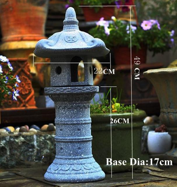 Japan Style Vintage Garden Candle Holder