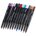 New Arrival Professional Magical Halo 12 Color Cosmetic Automatic Waterproof Natural Eyeshadow Pencil Matte12