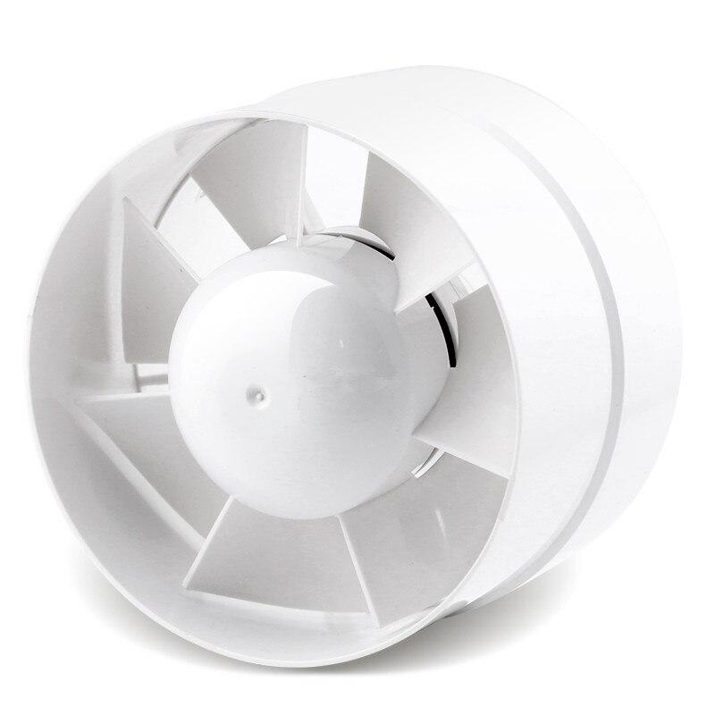 220V 4 inch mini fan duct fan ceiling ventilation 100mm pipe exhausted ducted fan extractor fan for bathroom Ventilation blower ebmpapst ventilation fan r2e225 bd92 09 centrifugal ventilation fan drum fan