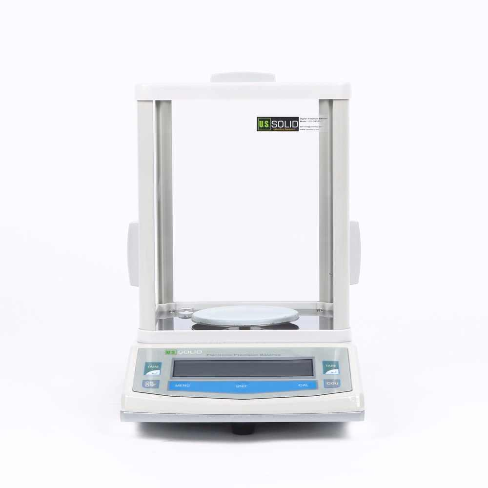 ميزان تحليلي صلب 200x0.001g 1mg مختبر مقياس وزن إلكتروني رقمي CE