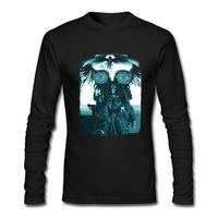 Andrey Smirnov Corvus Corax Primarch Warhammer 40K Long Sleeve T Shirt XS 2XL