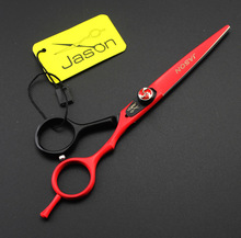 6.0Inch JP440C Cutting Scissors,Human Hair Shears for Salon Hairdressing,Professional Barbers Hair Tools 3 Colors Optional 1pcs