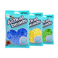 91 colors S-5mm artkal fuse beads perler design 1000pcs/bag pixel midi beads DIY creative toy SB1000-FS