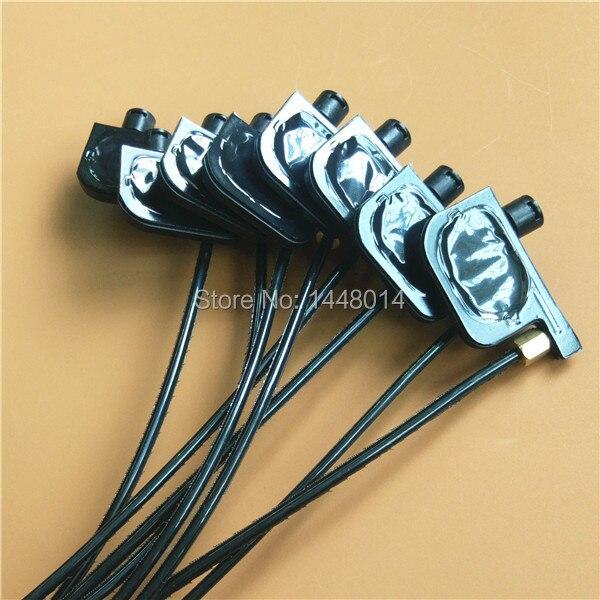 Eco solvent UV printer ink tube 3X2mm 3x1 8mm 5M 8pcs small ink damper 8pcs screw
