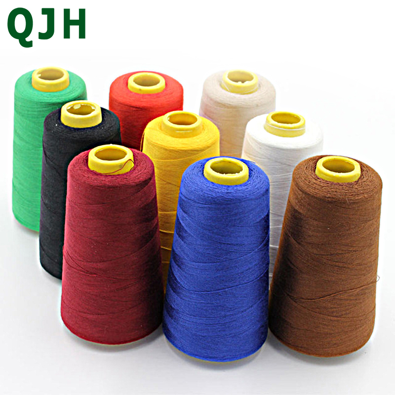 Sewing Thread 3000 Yards 40s/2 Knitting Sewing Machine Polyester Thread For Crafts Clothes Dress Making