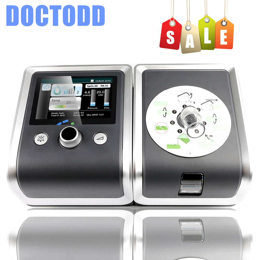 Doctodd GII Auto CPAP E-20A-O APAP Machine For Snoring Therapy Anti Snoring Sleep Apnea OSAHS OSAS APAP With Mask S M L Size 2016 auto cpap machine for sleep apnea or osahs or osas or snoring people first sale on aliexpress free shipping