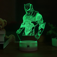 GAMING Series 3D Led Night & Decor Statue Lamps