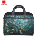 """Green tree laptop bag luggage pass through tablet case tote for macbook /acer/ lenovo 15.6"""" 17.7"""""""