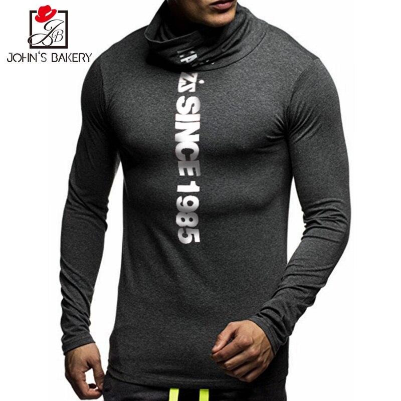 2017 Men Fashion T Shirt Casual Men T-Shirt Cotton Riding Clothing Tee Shirt Long Sleeve Men T Shirt High Quality Elasticity 200