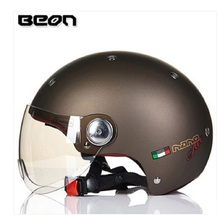 free shipping BEON new fashion motorcycle half face Summer Moto font b helmet b font breathe