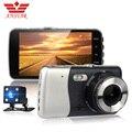ANSTAR Автомобильный ВИДЕОРЕГИСТРАТОР Двойной Объектив Камеры 4 дюймов Full HD 1080 P цикл записи HDR Перевернутое изображение Парковка монитор ночного видения даш cam НОВЫЙ
