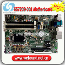 Hot! Desktop motherboard mainboard 657239-001/501/601 656961-001 for HP 6300 Pro SFF Q75