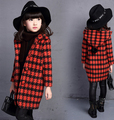New 2017 autumn Baby girls Children outerwear Coat Fashion Kids Jackets for Girl Winter Jacket Warm Hooded Children Clothing