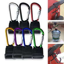 Universal Stroller Hooks Wheelchair Pram Carriage Bag Hanger Hook Baby Strollers Shopping Clip Accessories