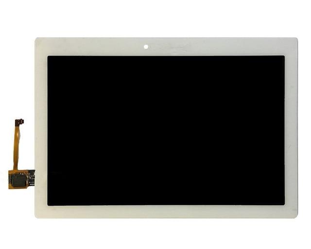 """10.1 """"لينوفو تبويب 2 A10-70 A10-70F A10-70L اللوحي كاملة شاشة الكريستال السائل مع شاشة تعمل باللمس الاستشعار محول الأرقام الجمعية"""